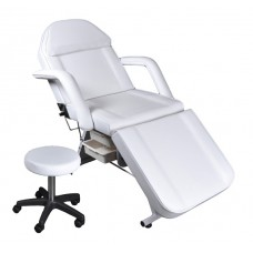 Facial Bed With Stool